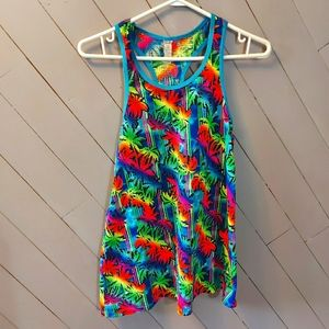 George Girl's Size 14 Neon Tank Top